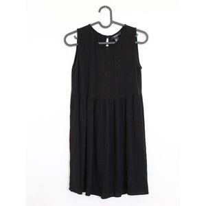 Forever 21 Black Smock Dress